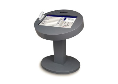 Viscount touch screen